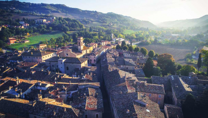 short trip to Italy visit beautiful villages